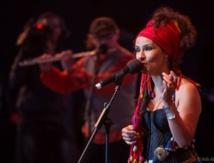 Oum en concert  à Tanger