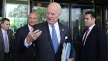 Reprise des pourparlers de paix sur la Syrie