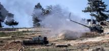 Nouveaux tirs de roquettes depuis la Syrie sur la ville de Kilis en Turquie