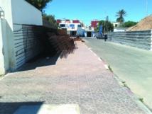 Les chantiers de construction squattent l'espace public à Essaouira