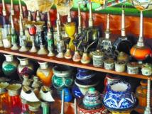 Hausse prononcée  des exportations des  produits d'artisanat