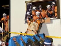Un fort séisme fait neuf morts au Japon