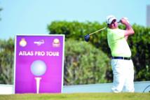 Distinction des golfeurs marocains à l'Open de Mohammedia