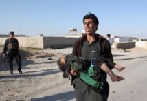 Hausse du nombre d'enfants victimes du conflit afghan depuis le début de l'année