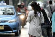 Dans les coulisses du covoiturage obligatoire à Jakarta, des enfants exploités et drogués