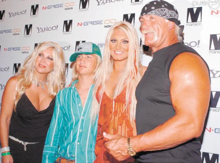 Les acteurs les mieux payés d'Hollywood : La famille Hogan