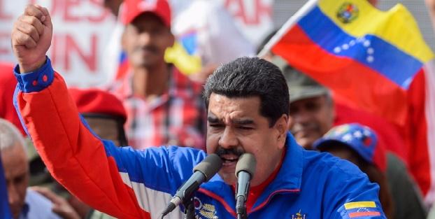 L'opposition pour un référendum révocatoire du président du Venezuela