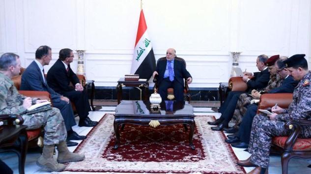 Le chef du Pentagone à Bagdad pour renforcer la lutte antijihadiste
