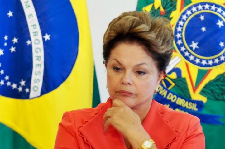 Dilma Rousseff déterminée à se battre contre ce qu'elle qualifie de profonde injustice