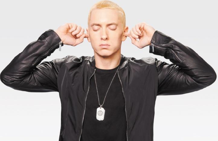 Les acteurs les mieux payés d'Hollywood : Eminem