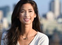 Melody Yoko, top model métisse dans un Japon qui s'ouvre un peu