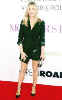Les acteurs les mieux payés d'Hollywood : Jennifer Aniston