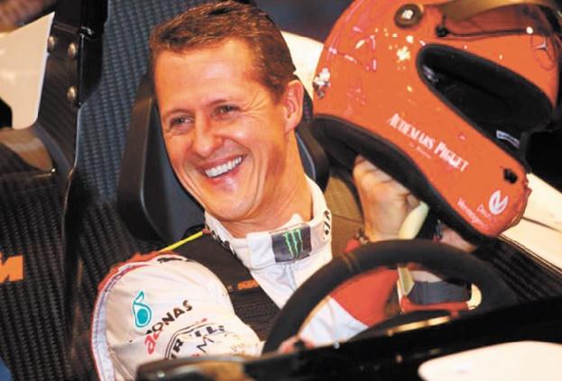 La santé de Michael Schumacher coûte très cher