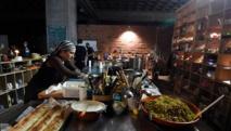 Insolite : Restaurant-squat