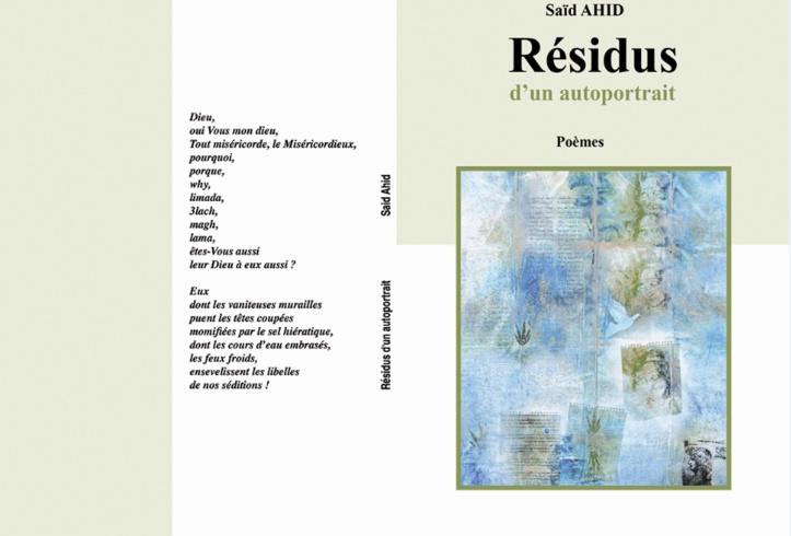 """""""Résidus d'un autoportrait"""", poème initiatique"""