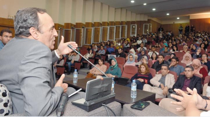 Habib El Malki à la Faculté des sciences juridiques, économiques et sociales de Aïn Sebaâ : Il y a nécessité de changer de modèle socioéconomique