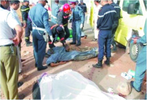 Une dizaine de personnes de la même famille assassinées par un proche