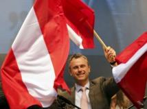 Tsunami présidentiel en Autriche