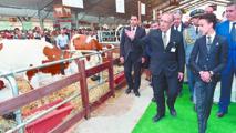 S.A.R le Prince Héritier Moulay El Hassan préside l'ouverture du SIAM