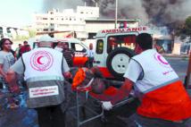 Quand la  médecine est  polluée par  l'occupation  israélienne