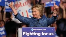 Clinton a quasiment gagné  aux Primaires américaines