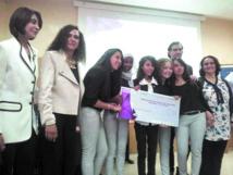Technovation Challenge pour  la 2ème année au Maroc à Rabat