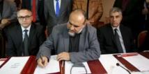 Les autorités d'union libyennes veulent  un commandement conjoint contre l'EI