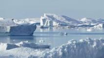 Fonte précoce de la calotte glaciaire en Groenland