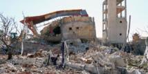 Nouvelles frappes  aériennes sur Alep