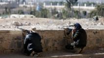Les rebelles yéménites s'emparent  d'une base au nord de Sanaa