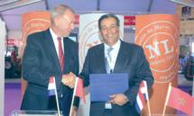 Le GCAM et l'ambassade des Pays-Bas en faveur des coopératives laitières de la région de Doukkala