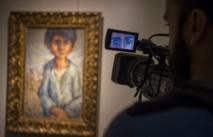 Insolite : Exposition de faux tableaux