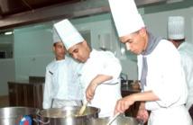 Une trentaine de candidats aux tournois régionaux des chefs de cuisine