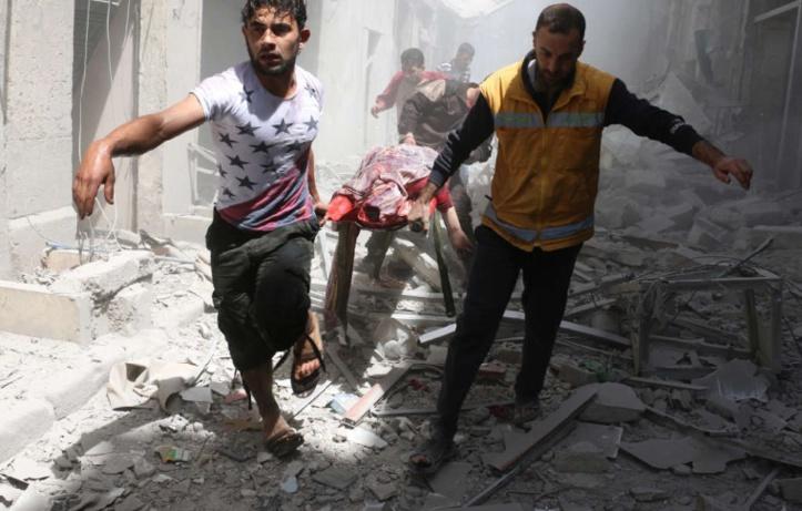 L'émissaire de l'ONU à Moscou pour tenter de sauver la trêve en Syrie