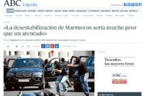 La déstabilisation du Maroc serait néfaste pour l'Europe