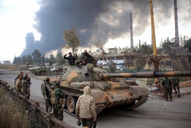 Intensification des efforts diplomatiques pour rétablir le cessez-le-feu en Syrie