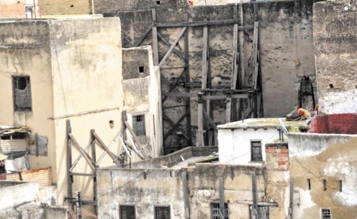 Près de 150 MDH pour la restauration de l'habitat menaçant ruine à Fès