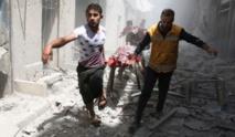 Plus de 70 morts dans une bataille près d'Alep entre régime et jihadistes