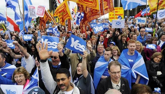 Les indépendantistes en tête en Ecosse Le Labour relégué à la troisième position