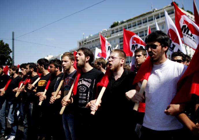 Grève générale en Grèce avant le vote de réformes impopulaires