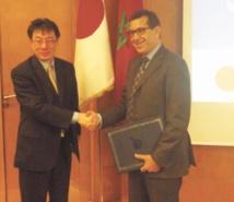 Signature d'une convention entre la CGEM et JETRO