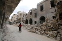 La trêve prolongée de trois jours à Alep en Syrie