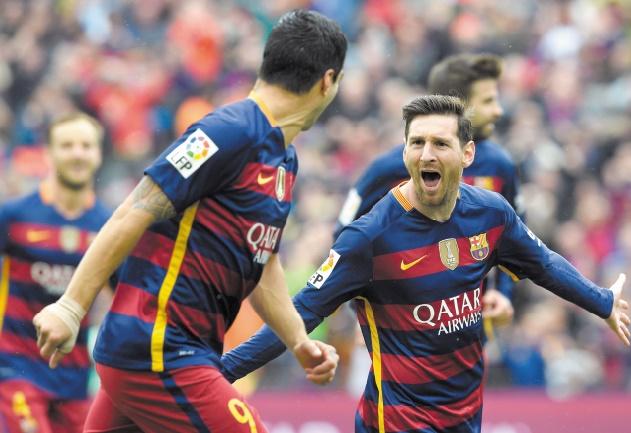 La Liga, ça sera désormais entre Barça et Real