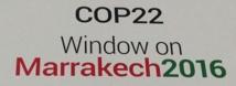 Des organisations nationales éducatives expriment leur appui à la COP22 de Marrakech