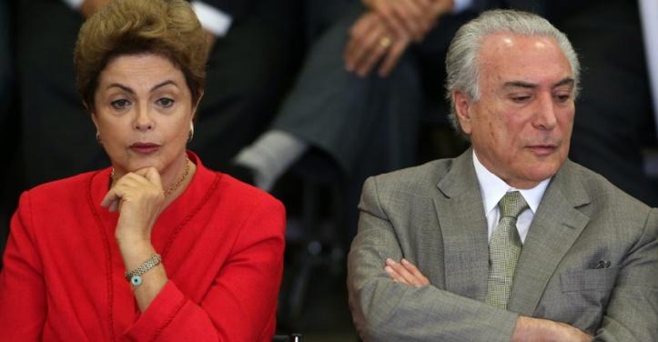 La procédure de destitution de Rousseff reprend après la volte-face du président de l'Assemblée