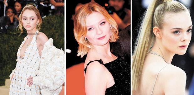 Lily-Rose Depp, Kirsten Dunst, Elle Fanning... Les nouvelles reines du grand écran