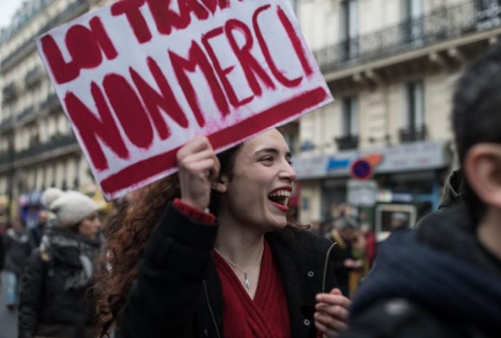 Stratégie risquée pour l'adoption de la réforme du droit du travail en France