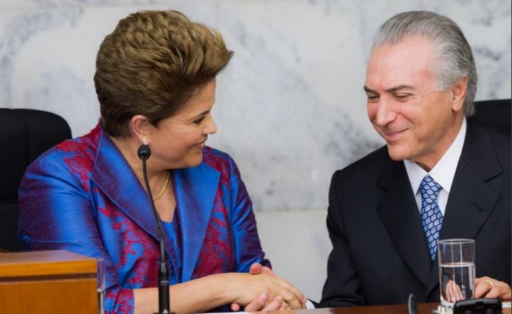 Contrainte, Dilma Rousseff passe la main à l'impopulaire Michel Temer