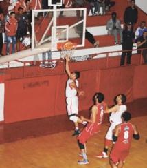 CRA-ASS à l'affiche de la 13ème journée du championnat de basketball