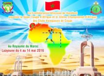 Consécration du Zamalek et de  Primero Agusto   Championnat d'Afrique  des clubs vainqueurs  de Coupe de handball